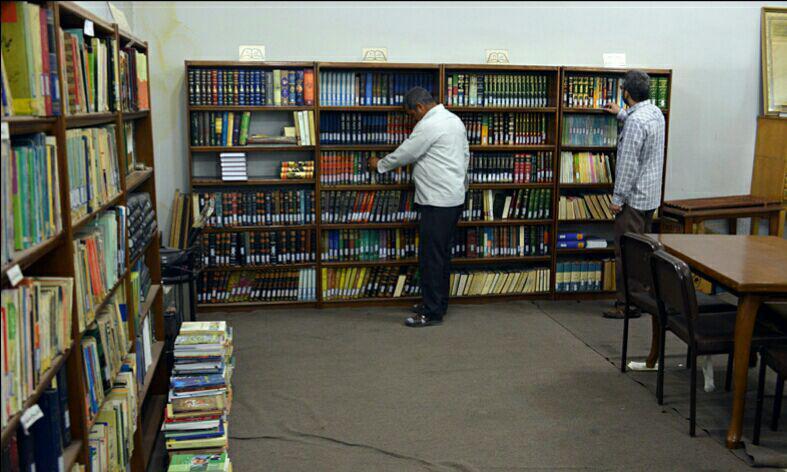 کتابخانه مسجد انصارالحجه(عج)